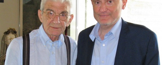 Συνάντηση Δημάρχου Θεσσαλονίκης με τον Πρόεδρο του ΑΤΕΙΘ