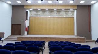 Εγκαίνια  Αμφιθεάτρου «Αλέξανδρος»  Τρίτη 28 Νοεμβρίου 11:00 πμ